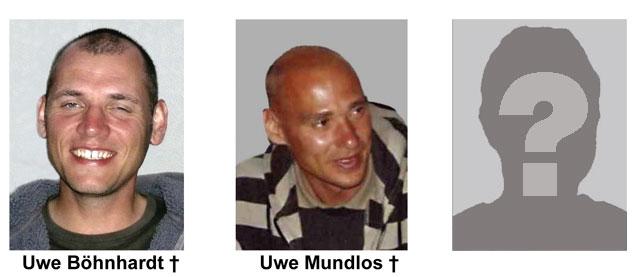 Böhnhard, Mundlos, NSU, Wohnmobil, Uwe, Zwickau, Waffen, Selbstmord