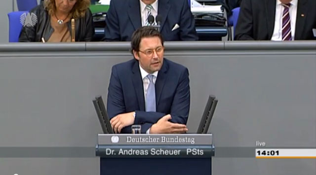 Dr. Andreas Scheuer, Doktor, Titel, Titelmissbrauch