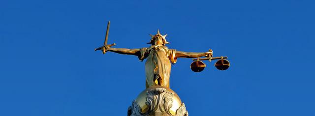 Gerechtigkeit, Recht, Justiz, Staat, Gewaltmonopol, Paralleljustiz, Sharia, Friedensrichter, Deutschland