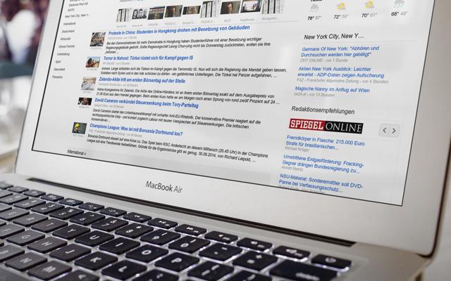 Google, News, Leistungsschutzrecht, Verlage, VG Media, Erpressung, Google News, Google erpresst