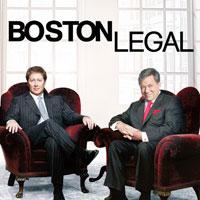 Boston Legal, Denny Crane, Alan Shore, Crane, Poole, Schmidt, Boston, Legal, ABC, Gerichtshof, Shirley Schmidt, Captain Kirk, William Shatner, James Spader