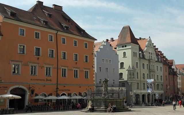 Regensburg, Schnellrichter, sichere Altstadt, Altstadt, Polizei, Staatsanwaltschaft, Richter