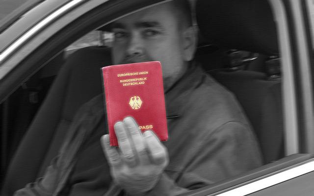 Grenze, Bundesrepublik, Deutschland, Rechtsstaat, Amtsgericht, Laufen, Schleuser, Flüchtlinge, Aufenthaltsgesetz, AufenthG, Schnellverfahren