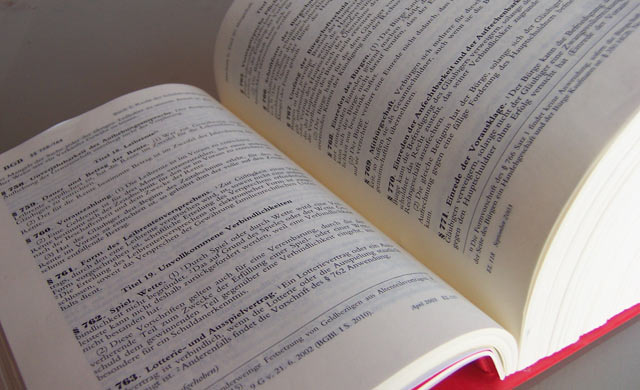 Schönfelder, Deutsche Gesetze, Examen, Staatsexamen, juristische Prüfung, Betrug, Jörg L., Juristen, Proberichter