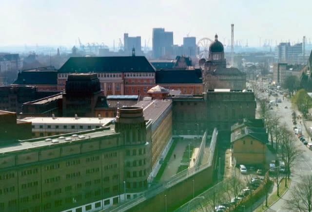 Untersuchungshaft, U-Haft, Hamburg, Untersuchungsgefängnis, Besucherzentrum, Besuch, Häftling, Insasse, Inhaftierter, JVA