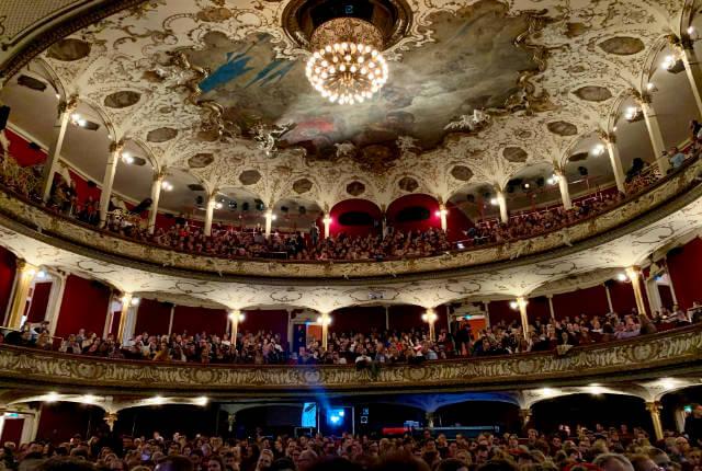 Deutsches Schauspielhaus, Die lange Nacht der Zeit, Zeit Verbrechen, Podcast